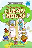The Berenstain Bears Clean House (I Can Read Book 1)