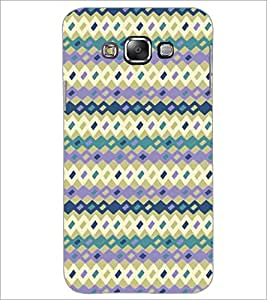 PrintDhaba Pattern D-5260 Back Case Cover for SAMSUNG GALAXY A8 (Multi-Coloured)