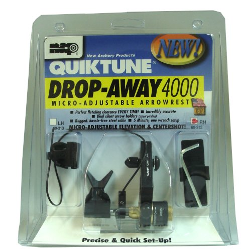New Archery Products Quicktune Drop Away 4000