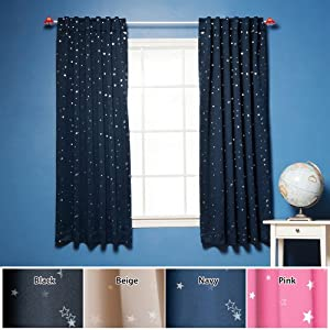 Best home fashion star print thermal for Thermal star windows