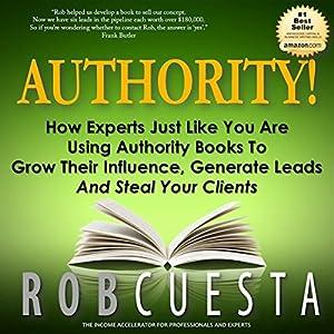 Authority! Audiobook