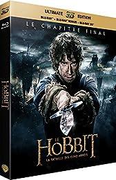 Le Hobbit : La bataille des cinq armées - Combo Blu-ray3D + Blu-ray+ Copie digit