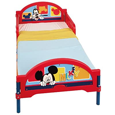 Disney Mickey Mouse Toddler Bed by HelloHome