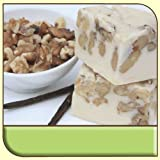 Mo's Fudge Factor, Butter Cream & Walnut Fudge 1 pound