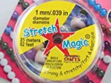 Stretch Magic 1mm 25 meters Clear 42321