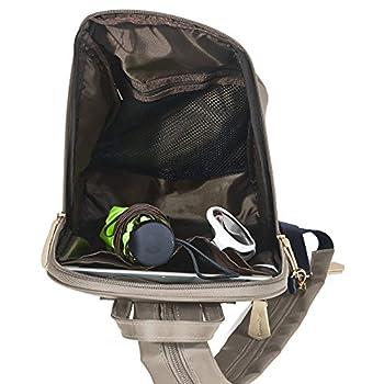 Ecosusi Women's Fashion Shoulder Backpacks Outdoor Sling Bags Nylon Backpack 2