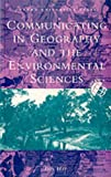 img - for Communicating in Geography and the Environmental Sciences (Meridian: Australian Geographical Perspectives) book / textbook / text book