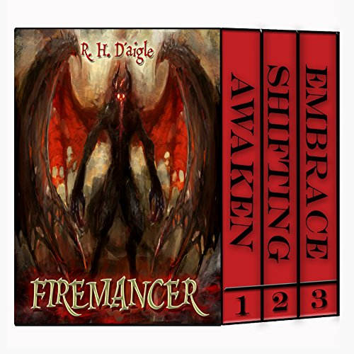 Firemancer Collection by R. H. D'aigle ebook deal