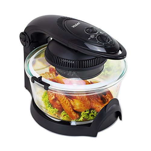 Haier Oil-Less Fatless Deep Air Fryer Multi Grill Oven Healthy Kitchen Equipment 8.5L Capacity (Oilless Turkey Fryers Propane compare prices)
