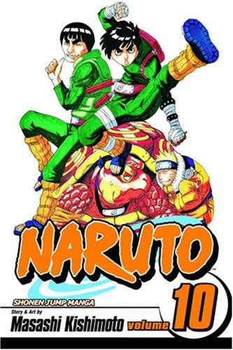 Naruto, Vol. 10 (Naruto (Graphic Novels))