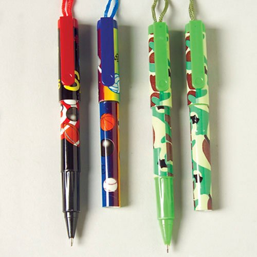 Sports Pen Necklaces - 1