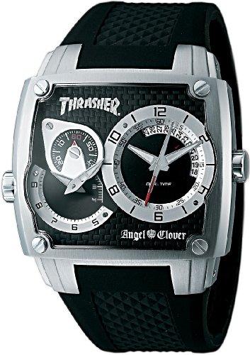 Angel Clover (エンジェルクローバー) 腕時計 DOUBLE PLAY ダブルプレイ DP44SSS メンズ