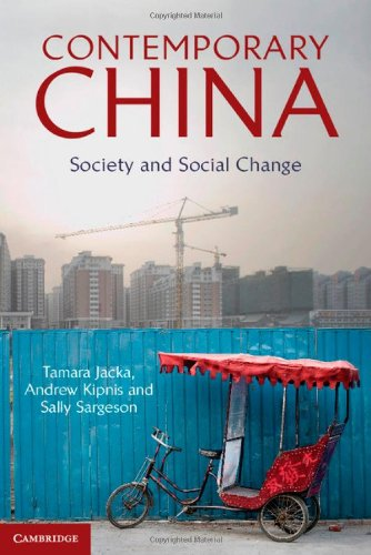 Contemporary China: Society and Social Change