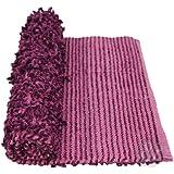 Modern Shaggy Rugs - Thick Pile Snug Living Room / Bedroom Small Rug