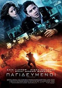 Eagle Eye Poster Movie Greek 11 x 17 In - 28cm x 44cm Shia LaBeouf Michelle Monaghan Rosario Dawson Billy Bob Thornton Ethan Embry William Sadler