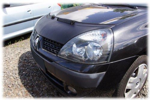 AB-00168-Renault-Clio-B-2-BRA-DE-CAPOT-PROTEGE-CAPOT-Tuning-Bonnet-Bra