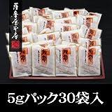 かつお5gパック30袋入(鹿児島産一本釣原料100%)