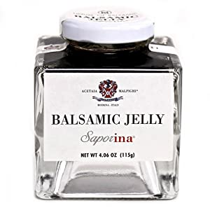 .com : Saporina Balsamic Jelly (Malpighi) - 4.05oz. : Balasmic Jelly ...