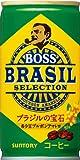 サントリーコーヒー ボス ブラジルセレクション 185g缶×30本