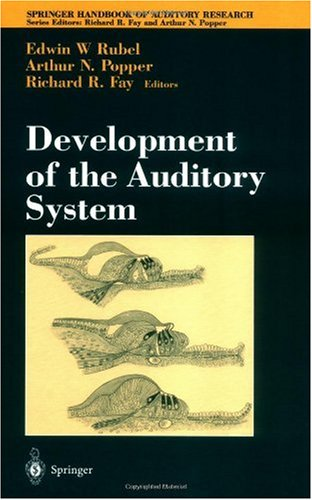 Development Of The Auditory System (Springer Handbook Of Auditory Research) front-864301