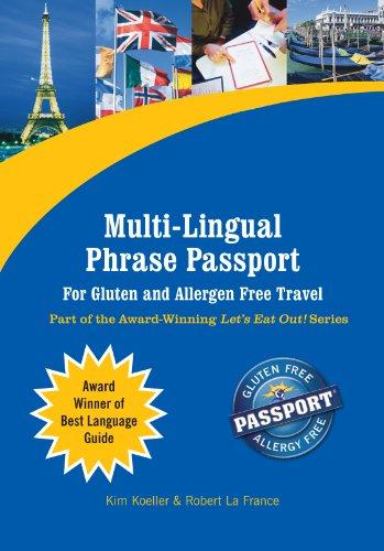 Multi-Lingual Phrase Passport for Gluten and