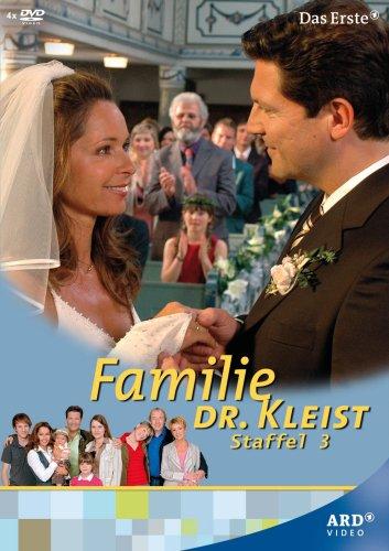 Familie Dr. Kleist - Staffel 3 [4 DVDs]