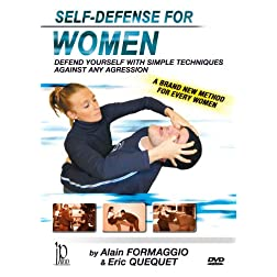 Self-Defense for Women: Simple Techniques