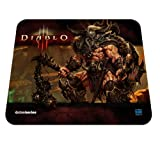 Tapis de souris 'Diablo III' barbarian �dition limite�par SteelSeries