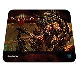steelseries - Diablo III Barbarian �dition - Tapis de Souris - Noirpar SteelSeries