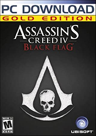 Assassin's Creed IV Black Flag Gold Edition [Online Game Code]