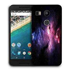 Snoogg Inner Space Printed Protective Phone Back Case Cover For LG Google Nexus 5X