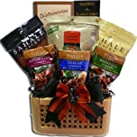 Nuts About Nuts Snacking Gift Basket