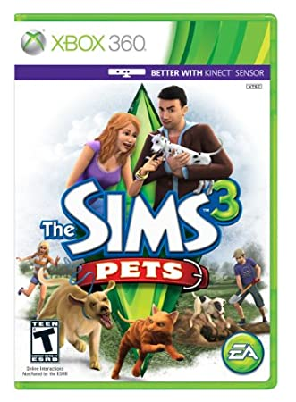 The Sims 3: Pets (Bilingual Game-Play)