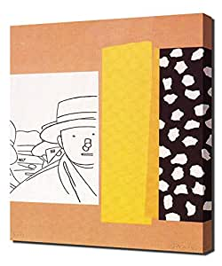 Eduardo Arroyo 5 Framed Canvas Art Print