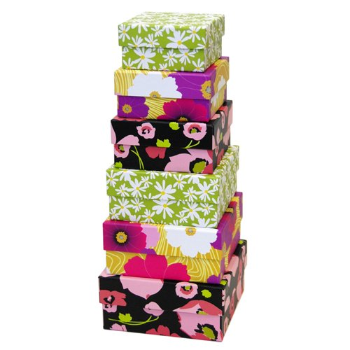 xonex-floral-nesting-boxes-nested-6-assorted-paper-board-gift-boxes-largest-box-5-1-4-inch-smallest-
