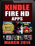 Kindle Fire HD Apps: For the New Kindle Fire Owner (Includes FREE Apps)