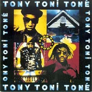 Tony Toni Tone Sons Of Soul Reissue Amazon Com Music