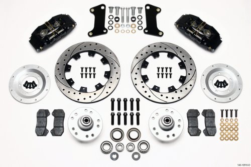 wilwood 140 10510 d front disc brake kit
