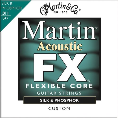 Martin FX130 Silk & Phosphor Acoustic Guitar