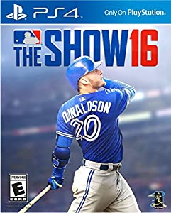 MLB The Show 16 - PlayStation 4