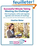 Successful Minute Taking - Meeting th...