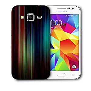 Snoogg Vivid Multicolor Printed Protective Phone Back Case Cover For Samsung Galaxy CORE PRIME