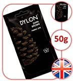Dylon Fabric Dye 50G- Dark Brown