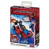 Mega Bloks Pocket Racers Assortment Spidey Racer 1, Multi Color