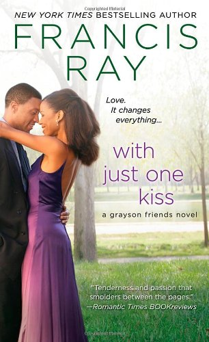 Image of With Just One Kiss (Grayson Friends)