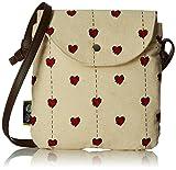 #2: Kanvas Katha Women's Handbag (Ecru) (KKSNPB003)