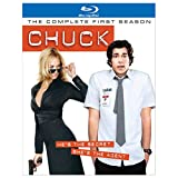 Chuck: The Complete First Season [Blu-ray]by Zachary Levi
