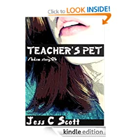 Teacher's Pet (teacher student relationship)