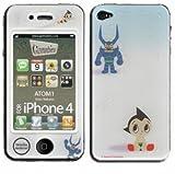 Gizmobies(ギズモビーズ) iPhone4 ケース ATOM1 (iPhone 4)