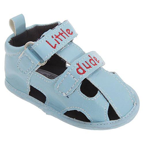 "Sandali ""Little Dude"" - Bambino (0-6 mesi) (Blu)"